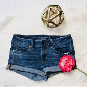 American Eagle Outfitters Women's Short Jeans